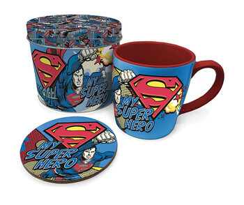 Conjunto de Presentes DC - My Superhero