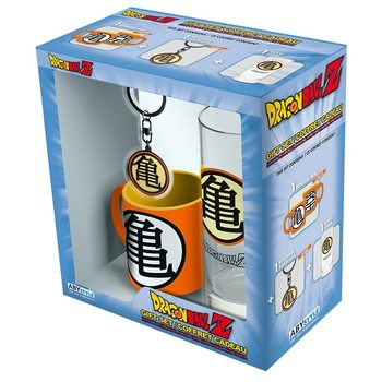 Dragon Ball - Kame Symbol Gift set