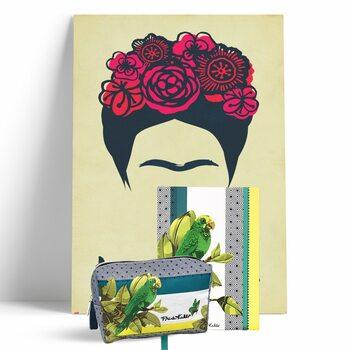 Lahjapakkaus Frida Kahlo