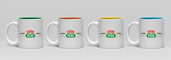 Gift set Friends - Central Perk