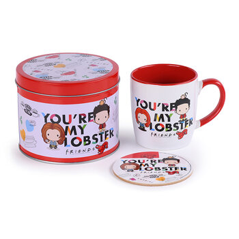 Gift set Friends - Your're My Lobster