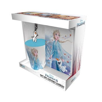 Lahjapakkaus Frozen: huurteinen seikkailu - Elsa