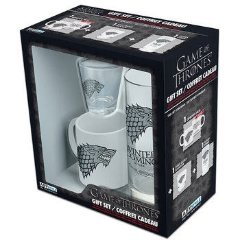 Gift set Game Of Thrones - Stark