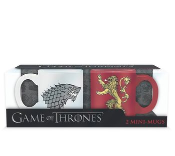 Game Of Thrones - Stark & Lannister Gift set