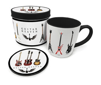 Gift set Guitar Heaven - Legendary Guitars