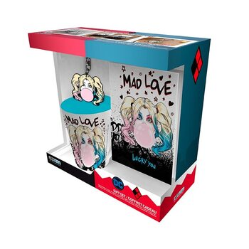 Gift set Harley Quinn - Mad Love