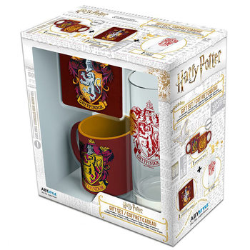 Conjunto de Presentes Harry Potter - Gryffindor