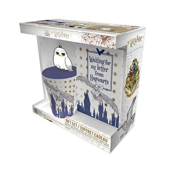 Gift set Harry Potter - Hedwig