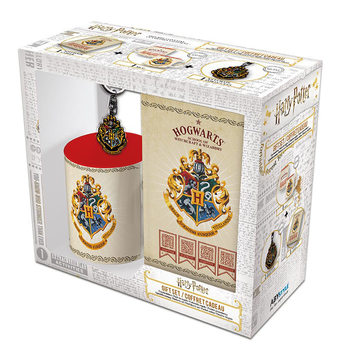 Gift set Harry Potter - Hogwarts