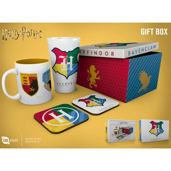 Gift set Harry Potter - House Pride