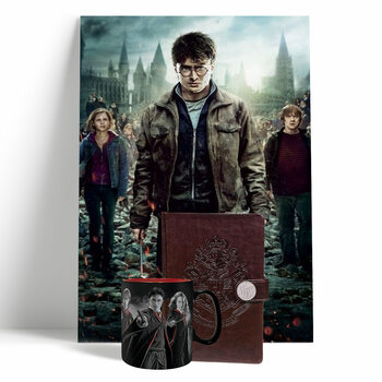 Gift set Harry Potter
