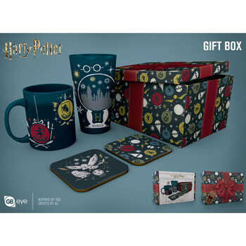 Harry Potter - Magical Christmas Gift set