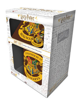 Harry Potter - Rather be at Hogwarts Gift set