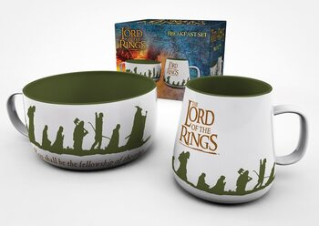 Conjunto de Presentes Lord of the Rings - Fellowship