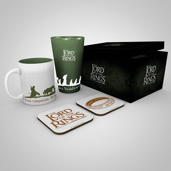 Gift set Lord of the Rings - Fellowship