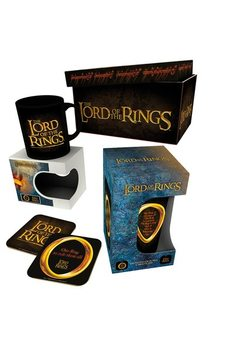 Conjunto de Presentes  Lord Of The Rings - One Ring