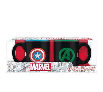 Marvel - Captain America + Hulk Gift set