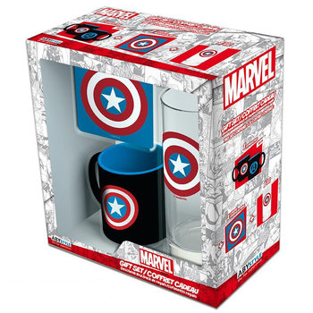 Marvel - Captain America Gift set