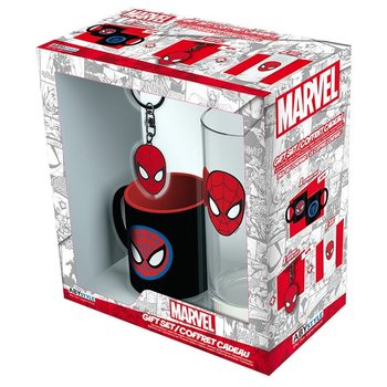 Conjunto de Presentes Marvel - Spiderman