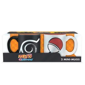 Conjunto de Presentes Naruto Shippuden - Konoha & Uchiha