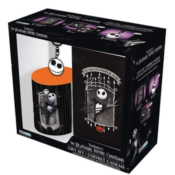 Conjunto de Presentes  Nightmare Before Christmas - Jack