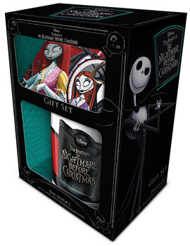 Nightmare Before Christmas - Jack & Sally Gift set