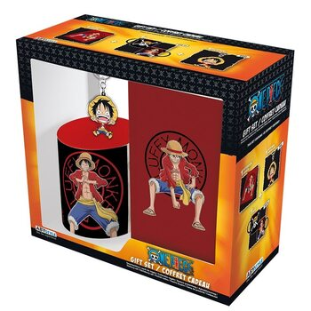 One Piece - Luffy Gift set