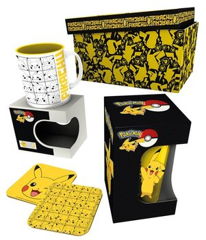 Pokemon - Pikachu Gift set