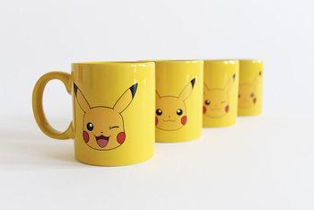 Conjunto de Presentes Pokemon - Pikachu