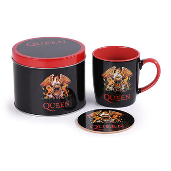Conjunto de Presentes Queen - Colour Crest