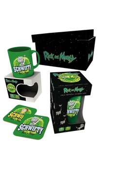 Rick and Morty - Get Schwifty Gift set
