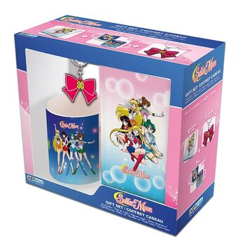 Conjunto de Presentes Sailor Moon