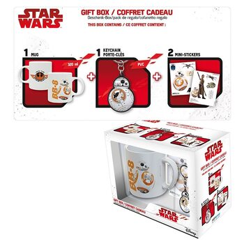 Conjunto de Presentes Star Wars - BB8
