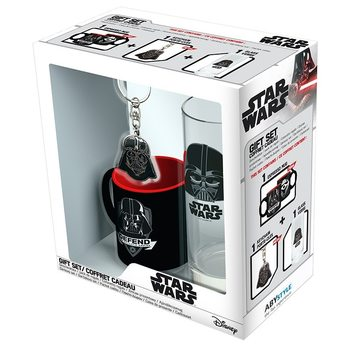 Conjunto de Presentes  Star Wars - Darth Vader