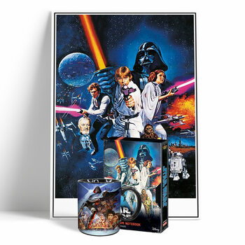 Pack oferta Star Wars