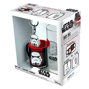 Conjunto de Presentes Star Wars - Trooper