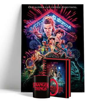 Gift set Stranger Things