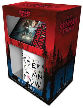 Gift set Stranger Things - Iconic