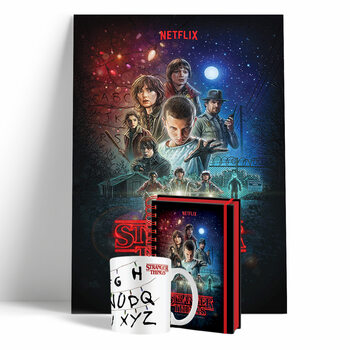 Gift set Stranger Things - Season 1