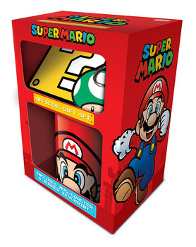 Super Mario - Mario Gift set