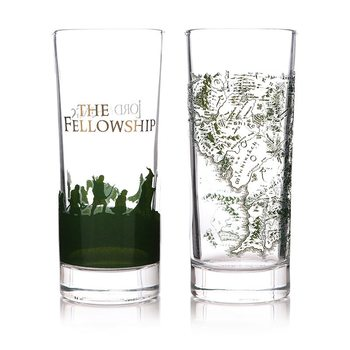 Conjunto de Presentes The Lord Of The Rings - The Fellowship