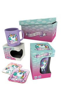 Conjunto de Presentes  Unicorn - Magical