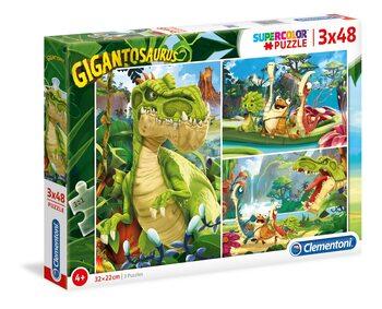 Puzzle Gigantosaurus