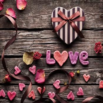 Glass Art Love - Be Romantic