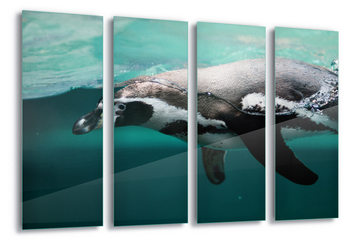 Glass Art  Pingu