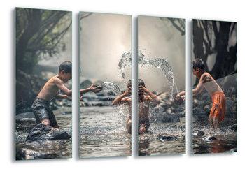 Glass Art Splash