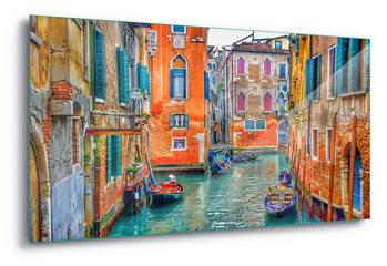 Glass Art  Venice Colours