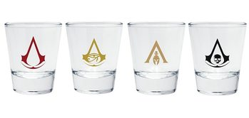 Assassins Creed - Emblems Glass