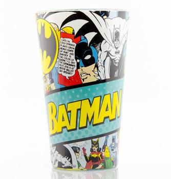 Glass Batman Comics - Comic Wrap