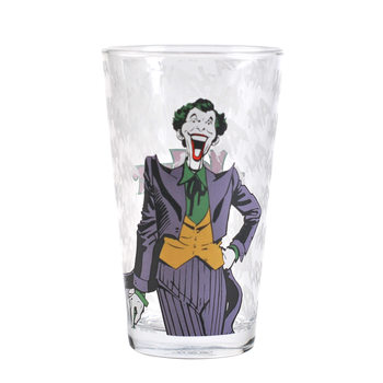 Batman - Joker Glass